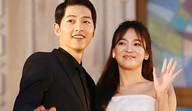 Song Joong Ki, Song Hye Kyo ly hôn