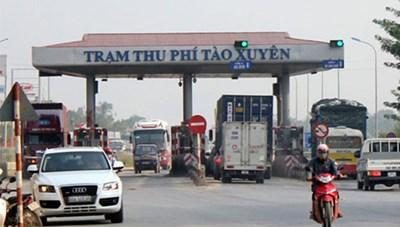 Thanh Hóa: Tạm dừng thu phí trạm Tào Xuyên