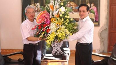 Thanh Hóa: Tập huấn Luật MTTQ Việt Nam