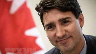 Thủ tướng Canada Justin Trudeau chúc Tết cộng đồng người Việt
