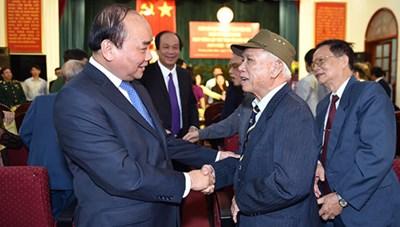 Thủ tướng dự Ngày hội Đại đoàn kết toàn dân tại phường Điện Biên, Hà Nội