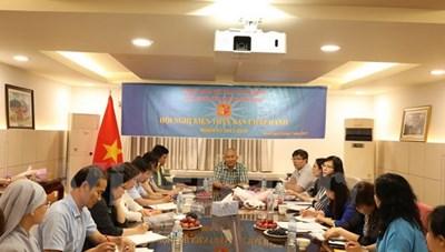 Thúc đẩy gắn kết, góp phần đẩy mạnh quan hệ Việt Nam-Hàn Quốc
