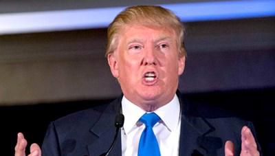 Tỉ phú Donald Trump vận động tranh cử Tổng thống Mỹ: Chọc trời khuấy nước