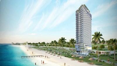 TMS động thổ khách sạn 5 sao tại TP Quy Nhơn