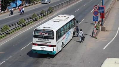 TP Hồ Chí Minh không còn 'xe dù bến cóc'