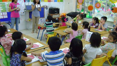 TP Hồ Chí Minh: Thêm hàng chục trường dạy tích hợp tiếng Anh