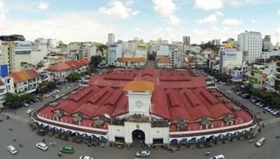 TP Hồ Chí Minh: Giá thuê nhà đắt tại những con đường mua sắm