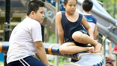 Đáng quan ngại trẻ thừa cân, béo phì