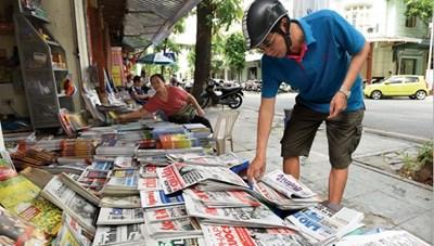 Triển khai kế hoạch quy hoạch báo chí