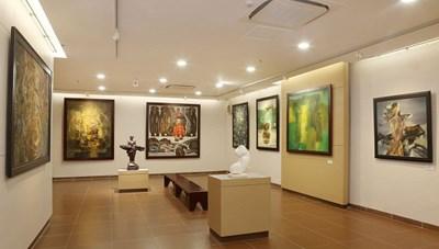 Giao lưu, sáng tác, triển lãm Mỹ thuật quốc tế tại Đà Nẵng