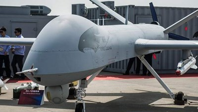 Trung Quốc đầu tư mạnh vào sản xuất UAV