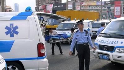 Trung Quốc: Ngộ độc khí tại nhà máy giấy khiến 7 người thiệt mạng