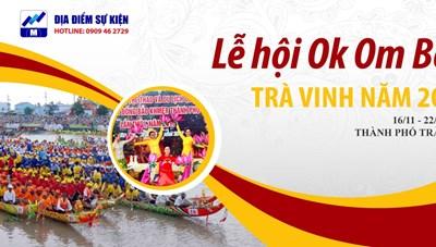 Tuần lễ Văn hóa, Du lịch - Liên hoan ẩm thực Nam Bộ gắn với Lễ hội Ok Om Bok 2018