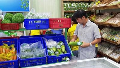 Từng bước đẩy mạnh người Việt dùng hàng Việt