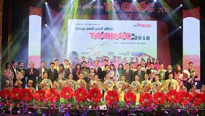 Tùng Dương lần đầu tham dự Vang mãi giai điệu Tổ quốc