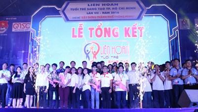 Tuổi trẻ sáng tạo TP Hồ Chí Minh năm 2016