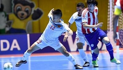 Tuyển Việt Nam tại World Cup Futsal 2016: Hy vọng vẫn còn