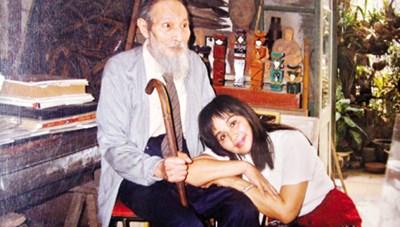 Ước nguyện cuối cùng của vợ danh hoạ Trần Văn Cẩn