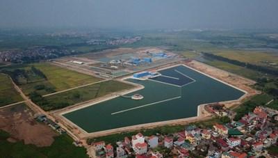 Vận hành thương mại nhà máy nước sạch lớn nhất miền Bắc