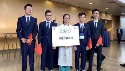 Kỳ thi Olympic Vật lý quốc tế 2019: Nữ sinh Trường chuyên Lam Sơn đoạt giải 'Học sinh nữ xuất sắc nhất'
