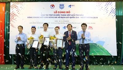 VCK U17 Quốc gia: Cơ hội cho các tài năng trẻ
