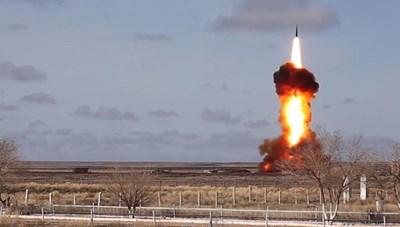 [VIDEO] Nga phóng thành công tên lửa phòng không hiện đại