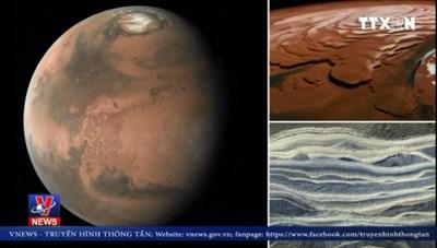 [VIDEO] Phát hiện băng khổng lồ trên Sao Hỏa