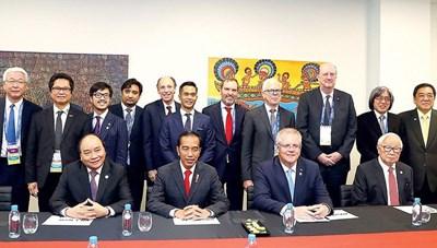 Việt Nam tham gia sâu vào chuỗi giá trị toàn cầu