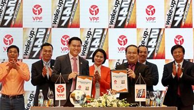VPF công bố nhà tài trợ chính V-League 2019: Hàng trăm tỷ đồng và nỗi lo tiêu cực