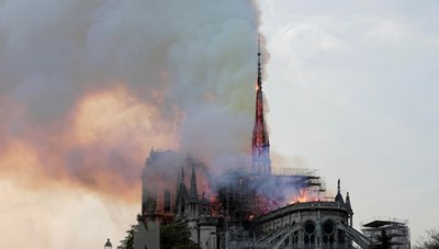 Vụ cháy Nhà thờ Đức Bà: Thế giới chung tay phục dựng cùng nước Pháp
