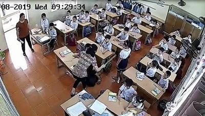 Vụ cô giáo đánh học sinh ở Hải Phòng: Xử lý kỷ luật tập thể và cá nhân liên quan