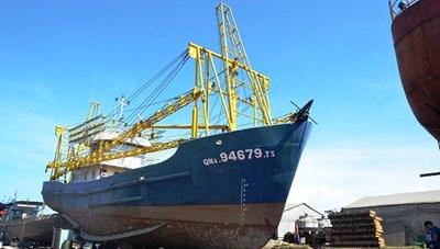 Vụ kiện doanh nghiệp đóng tàu vỏ thép: Ngư dân thắng kiện, được bồi thường 2,8 tỷ đồng