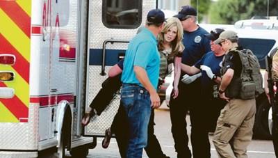 Xả súng ở Mỹ, 6 người thương vong