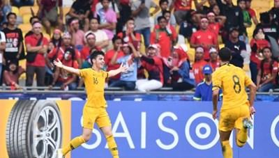 Xác định 4 đội bóng châu Á dự U17 World Cup, Indonesia tan mộng
