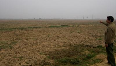 Bắc Ninh: Mượn danh dồn điền, đổi thửa để bán đất trái thẩm quyền