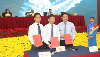 Các dự án được cấp Giấy Chứng nhận đầu tư và các thỏa thuận cam kết đầu tư tại Hội nghị Xúc tiến đầu tư và quảng bá du lịch tỉnh Quảng Bình 2015