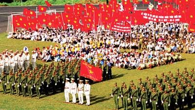 Các hoạt kỷ niệm 70 năm Cách mạng tháng 8 và Quốc khánh  2-9