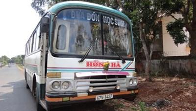 Đắk Lắk: Có trên 2.400 xe hết niên hạn sử dụng