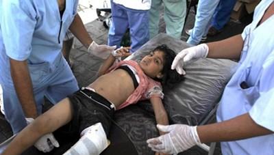 Israel tấn công trường học LHQ ở Dải Gaza