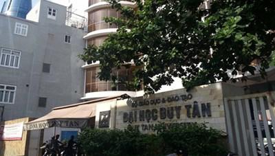 Nhiều sai phạm ở 2 trường ĐH Duy Tân, Kiến trúc Đà Nẵng