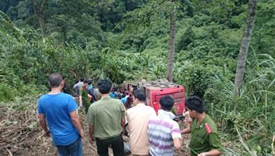 Quảng Nam: Hỗ trợ 3 triệu đồng cho nạn nhân tử nạn trong vụ xe giường nằm rơi xuống vực sâu hơn 100m