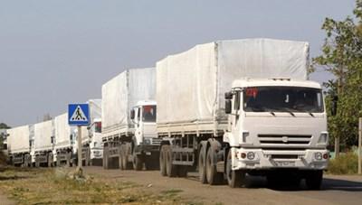 Ukraine: Lính biên phòng đụng độ với xe thiết giáp của Nga