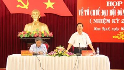 """""""Xây dựng Nam Định sớm trở thành tỉnh Nông thôn mới"""""""