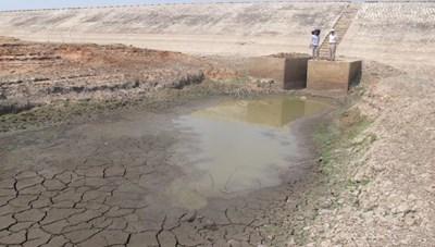 Bình Thuận cạn kiệt nguồn nước