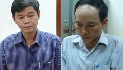 Quảng Bình: Bắt Giám đốc và cán bộ kỹ thuật tham ô tài sản