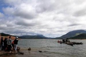 Tìm thấy thi thể học sinh đuối nướctạiHồ thủy điện Rào Quán