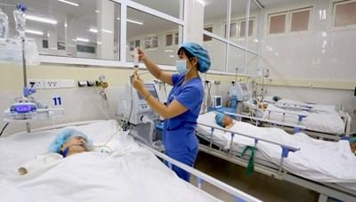Bệnh viện Trung ương Huế đạt giải thưởng bạch kim trong điều trị đột quỵ