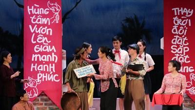 Phép thử cho sân khấu Việt