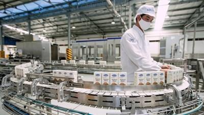 Vinamilk xuất khẩu sản phẩm sữa hạt cao cấp vào thị trường Hàn Quốc