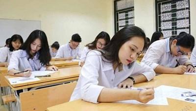 Học sinh học hết lớp 12 được cấp Giấy chứng nhận hoàn thành chương trình giáo dục phổ thông